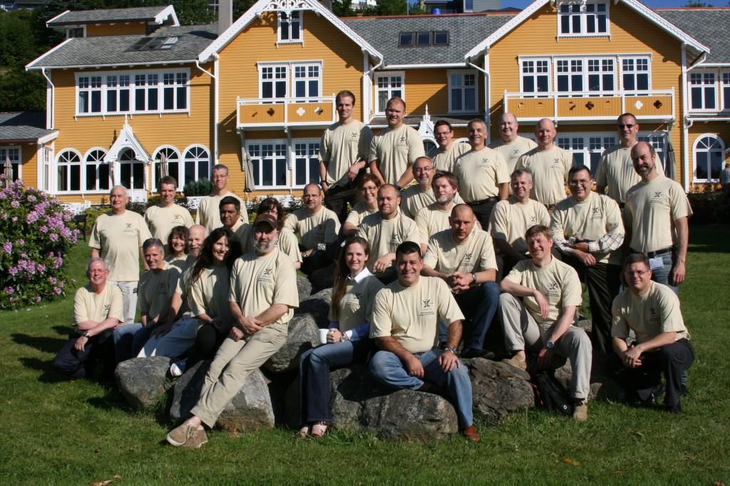 Group photo 2012 Symposium